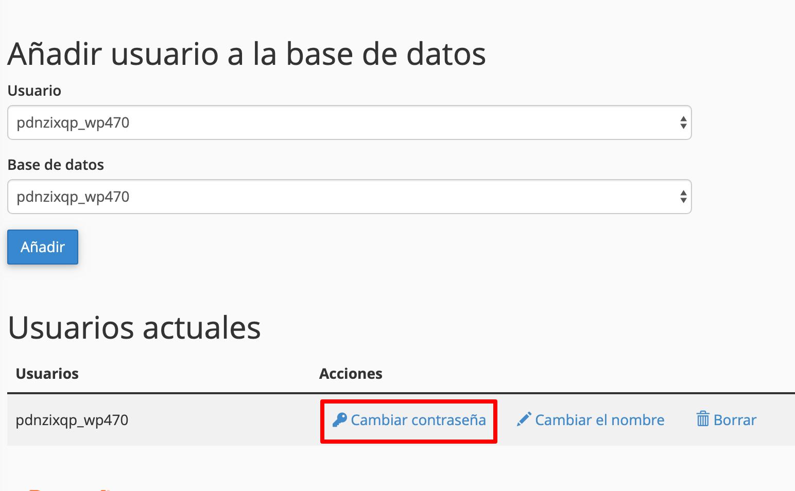 cambiar-contraseña-administrador-base-de-datos-wordpress