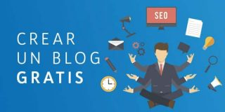 Ⓦ Crear un Blog Gratis en WordPress