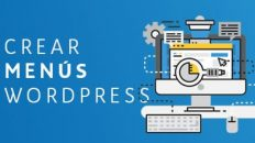 crear menus en wordpress