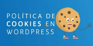 Política de Cookies en WordPress