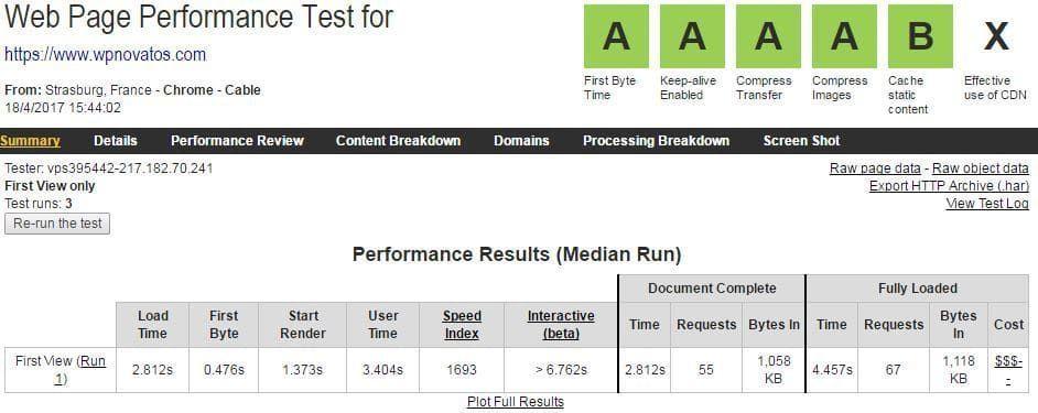 Wp-Rocket: el mejor plugin de cache para WordPress