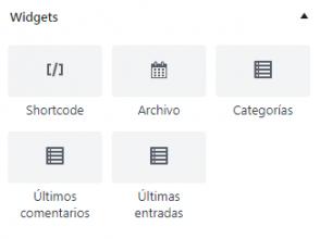 gutenberg-bloques-widgets