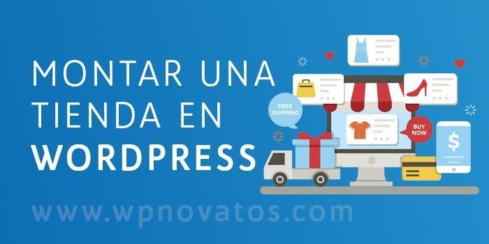 Poner una tienda en WordPress