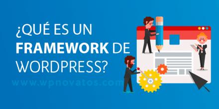 Framework de WordPress
