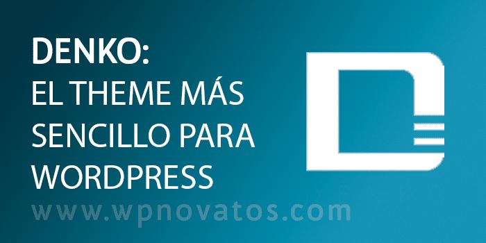denko-theme-sencillo-para-wordpress