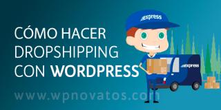 Hacer dropshipping en WordPress sin inversión