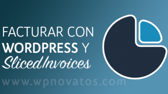 hacer facturas con wordpress