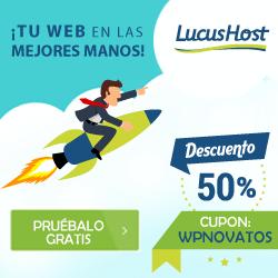 LucusHost, el mejor hosting para WordPress