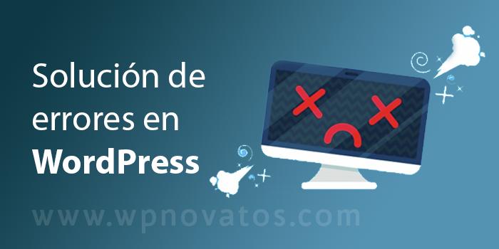 solucion-errores-wordpress