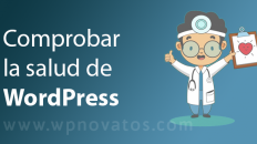 comprobar salud wordpress 1
