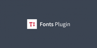 cupon descuento fonts plugin