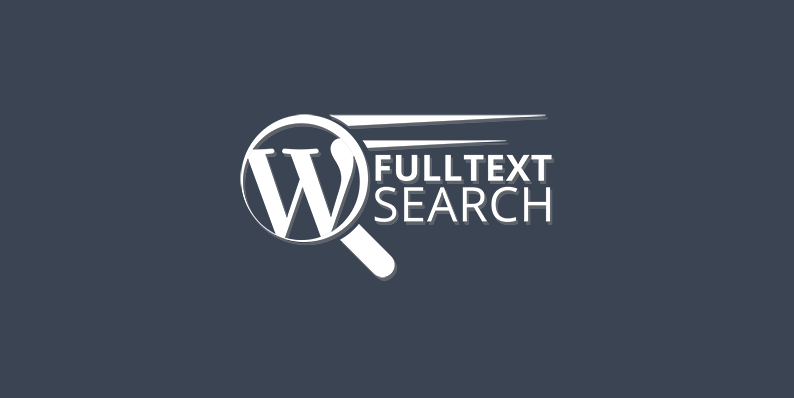 cupon descuento full text search