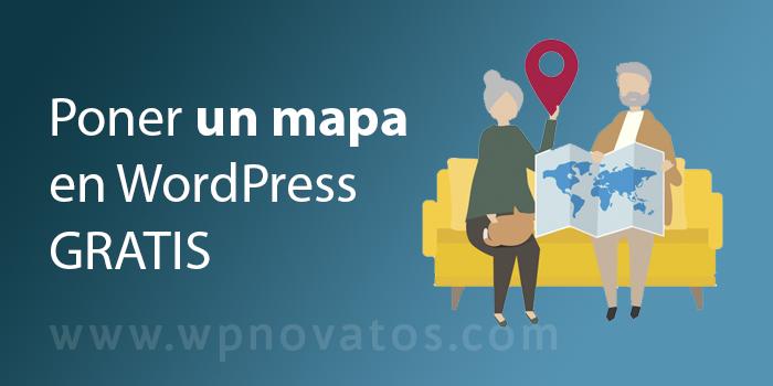 poner mapa wordpress gratis 1