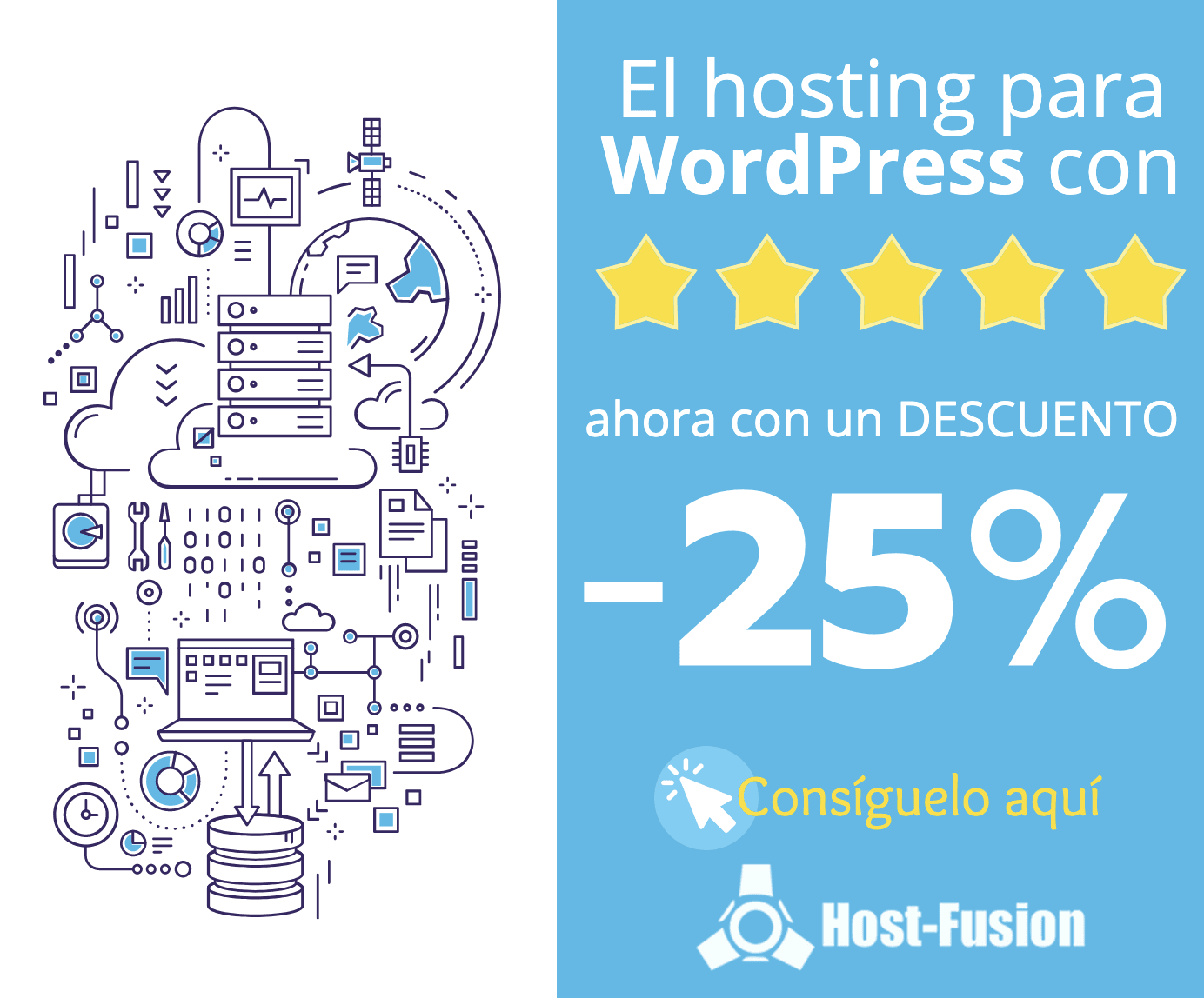 descuento-host-fusion-hosting-wordpress