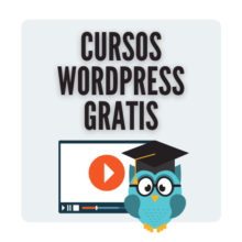 cursos wordpress gratis